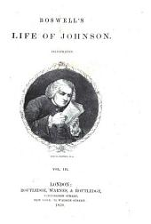 The Life of Samuel Johnson: Volume 3
