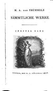 Sämmtliche Werke: Reise in die mittäglichen Provinzen von Frankreich ; 4. Theil, Band 5