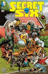 Secret Six (2014-) #14
