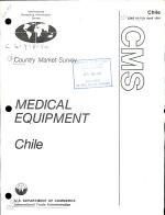 Medical Equipment, Chile