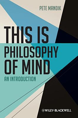 This is Philosophy of Mind PDF