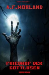 Friedhof der Gottlosen: Horror-Roman