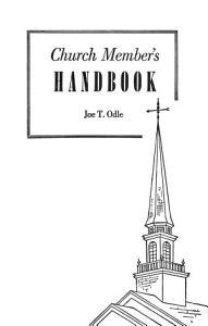 Church Member s Handbook Book
