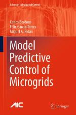 Model Predictive Control of Microgrids