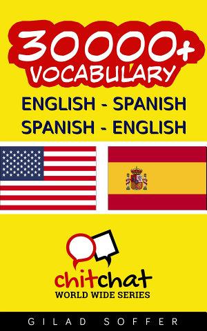30000  English   Spanish Spanish   English Vocabulary