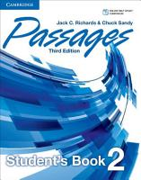 Passages Level 2 Student s Book PDF