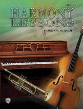 Harmony Lessons, Book 1