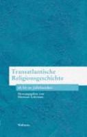 Transatlantische Religionsgeschichte PDF