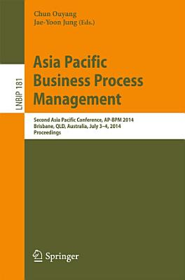 Asia Pacific Business Process Management PDF