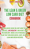 THE LEAN AND GREEN LOW CARB DIET COOKBOOK PDF