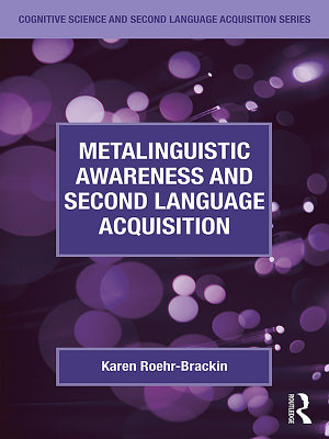 Metalinguistic Awareness and Second Language Acquisition PDF