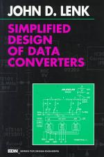 Simplified Design of Data Converters