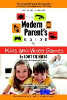 The Modern Parent s Guide to Kids and Video Games PDF