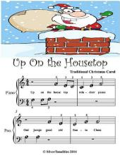 Up On the House Top - Beginner Tots Piano Sheet Music