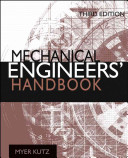 Mechanical Engineers  Handbook PDF