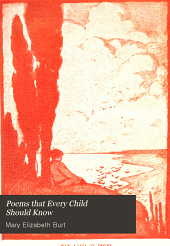 Poems that Every Child Should Know: A Selection of the Best Poems of All Times for Young People