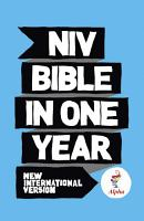 NIV Alpha Bible In One Year PDF