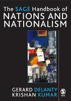 The SAGE Handbook of Nations and Nationalism PDF