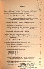 Proceedings     General Convention of the International Association of Marble  Slate and Stone Polishers  Rubbers and Sawyers  Tile and Marble Setters Helpers and Terrazzo Workers Helpers PDF