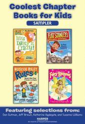Coolest Chapter Books for Kids Sampler