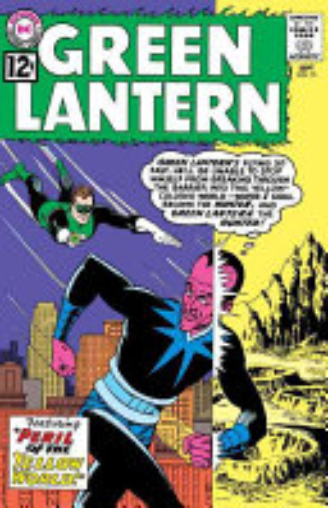Green Lantern: the Silver Age