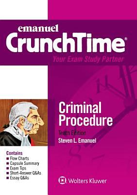 Emanuel CrunchTime for Criminal Procedure