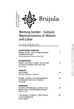 Working gender
