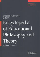 Encyclopedia of Educational Philosophy and Theory PDF