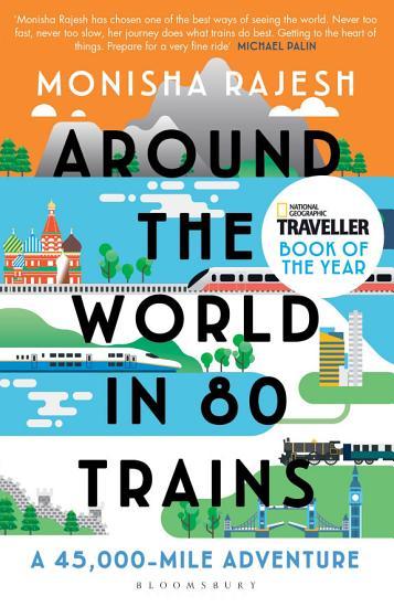 Around the World in 80 Trains PDF