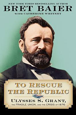 To Rescue the Republic