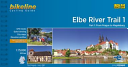 Elbe river trail : [cycling guide ; route description in both directions]. 1. From Prague to Magdeburg : [maps 1:75 000 ; 500 km]