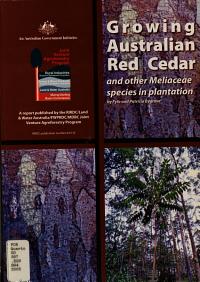Growing Australian Red Cedar PDF