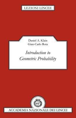 Introduction to Geometric Probability PDF