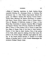 Report on the Survey of South Carolina: Being the First Annual Report to the General Assembly of South Carolina, Embracing the Progress of the Survey During the Year 1856 : with Plates and Maps