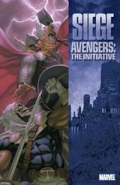 Siege: Avengers - The Initiative