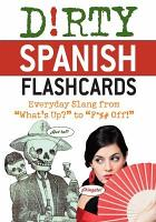 Dirty Spanish Flash Cards PDF