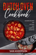 Dutch Oven Cookbook Book