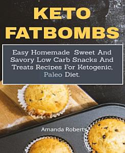 Keto fat bombs Book