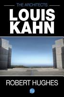 The Architects  Louis Kahn PDF