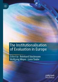 The Institutionalisation of Evaluation in Europe PDF