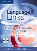 Language Links - Elementary to Pre-Intermediate. With Audio-CD