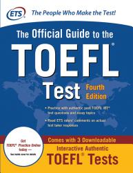 The Official Guide To The Toefl Test Book PDF