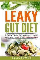 Leaky Gut Diet Book PDF