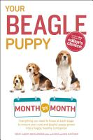 Your Beagle Puppy Month by Month PDF