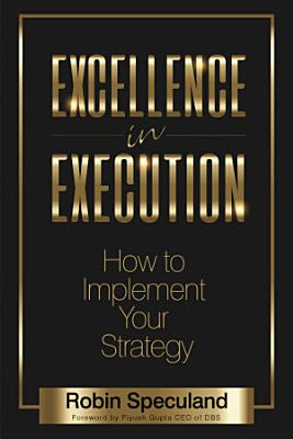 Excellence in Execution