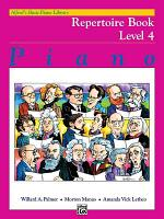 Alfred's Basic Piano Course Repertoire, Bk 4