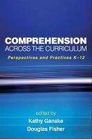Comprehension Across the Curriculum PDF