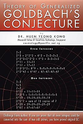 Theory Of Generalized Goldbach s Conjecture PDF