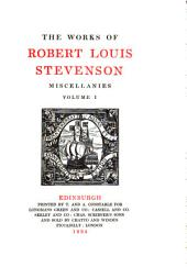 The Works of Robert Louis Stevenson: Volume 5