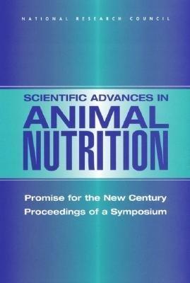 Scientific Advances in Animal Nutrition